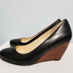 Cole Haan Black Lainey Wdg 75.II (Size 5.5B)